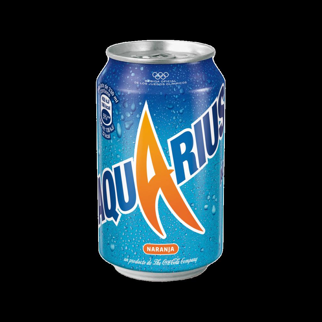 Aquarius Isotonisches Getraenk fuer Sportler, Geschmack: Orangen ...